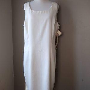 Ice | NEW Sleeveless Midi Length Sleeveless Dress